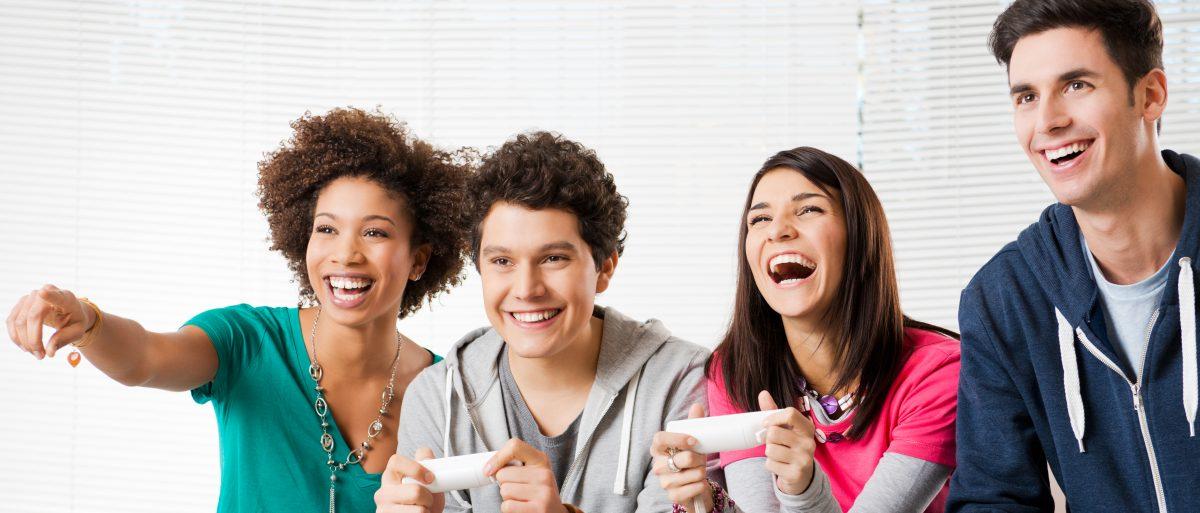Teen games online