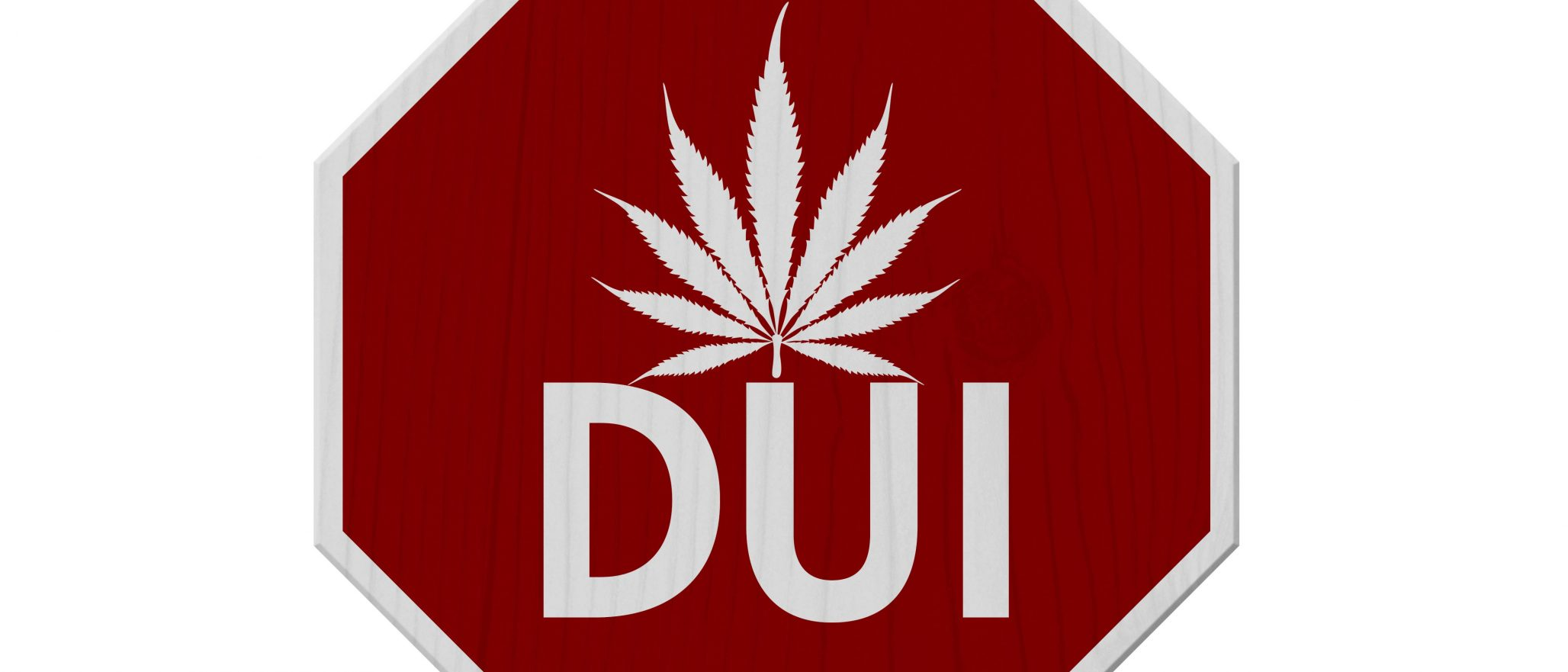 Driving Stoned: DUI stop sign
